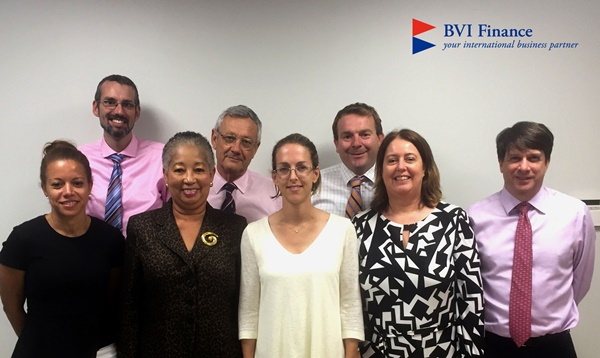 Board of Directors at BVI Finance Limited