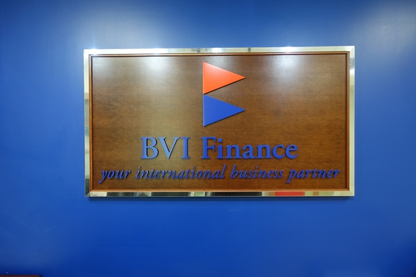 BVI Finance named Best Provider Int'l Financial Services for 2021