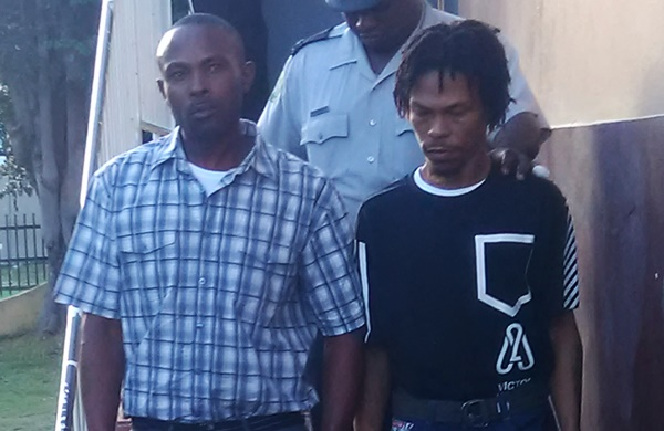 Wanted man caught: Two guilty of illegal entry