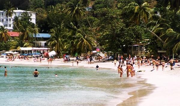A section of Cane Garden Bay beach. Photo credit: