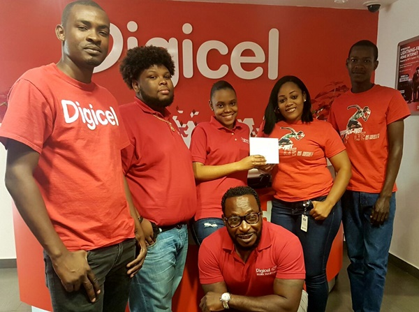 Digicel Home Team