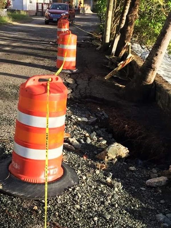 road-erosion