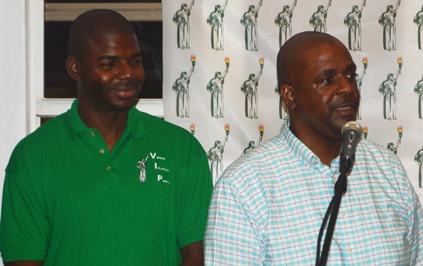 'He is gonna lead VIP to the ultimate goal' – Wheatley