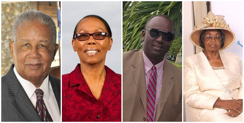 Four to be honoured at 2017 NLBC Award Service