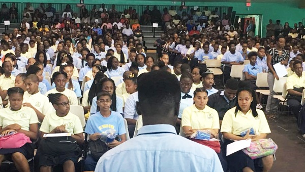 Nearly 40% of ESHS students make honour roll