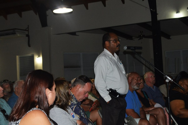 Virgin Gorda resident David O'Neal seeking answers