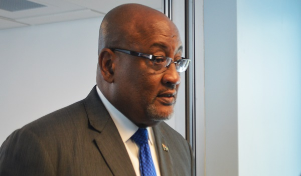 Minister of Health and Chairman of the parliament's Standing Orders Committee Ronnie Skelton