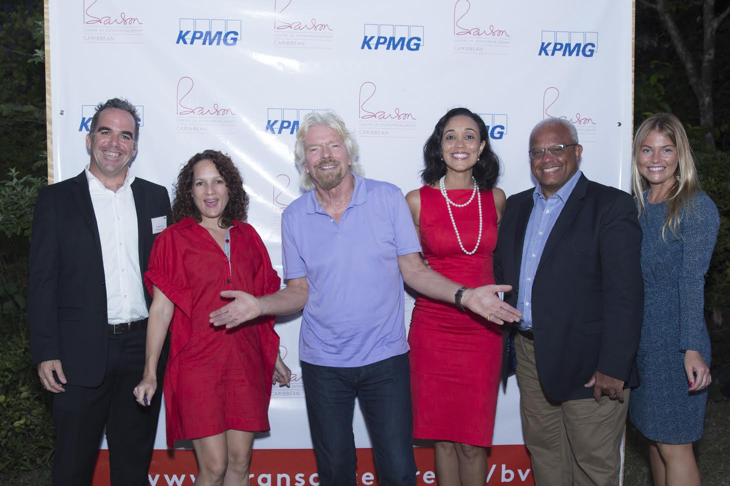 On March 1, 2016, Richard Branson launched the Branson Centre of Entrepreneurship in the BVI. The Centre provides invaluable training and support to its entrepreneurs.
