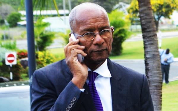 Premier Dr D Orlando Smith. File photo