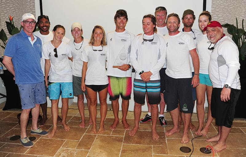 Winning the CSA Racing division, the J 111, Spike helmed by Sam Talbot (BVI)