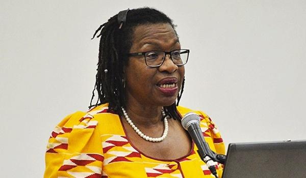 Dr Alafia Samuels. Photo: Barbados Today