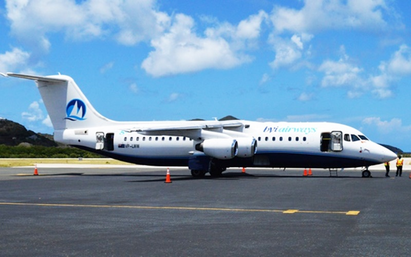 Stonewalled: BVI Airways files deleted from gov't server, Premier launching audit