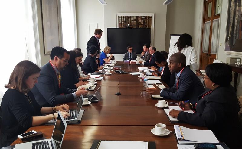 BVI pushes 'free movement' at latest BREXIT talks