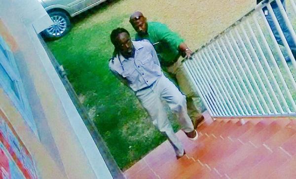 Man tries to steal while gunman robs RiteWay