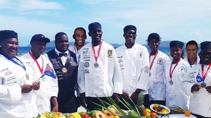BVI chefs leaving for regional competition