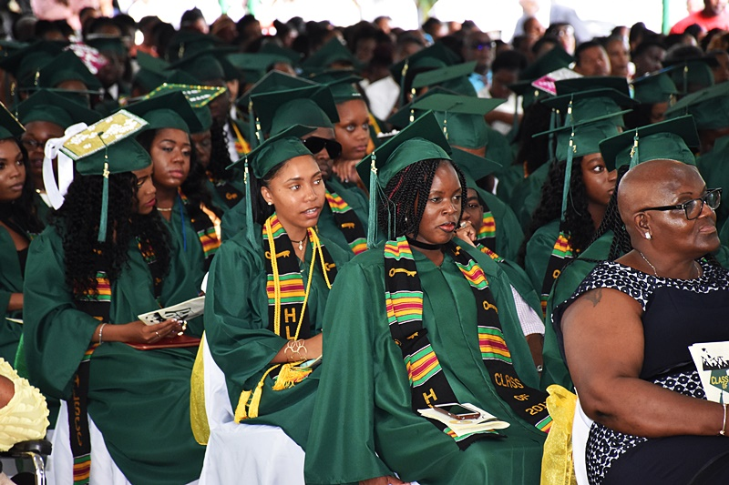 Tough year: Fewer students to graduate in 2018