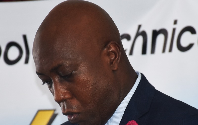 Walwyn silent amid outrage over 'top student'
