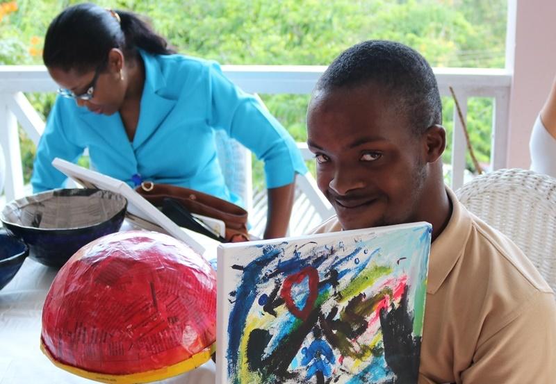 Students bring creativity to life