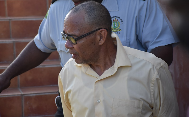 54 y-o accused of raping friend's step-daughter