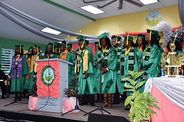 PHOTOS: 19 graduate from SDA school