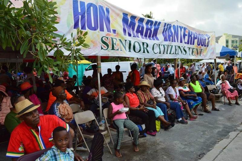 Senior citizens invited to tent