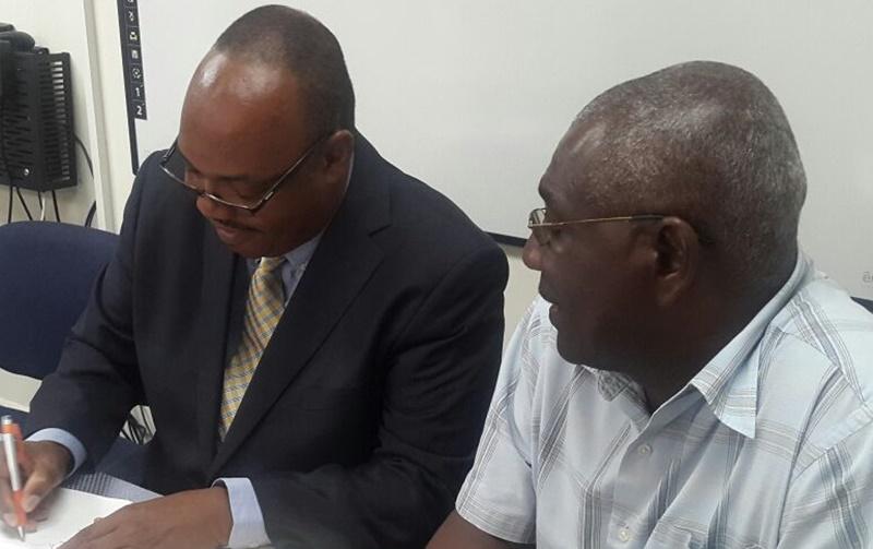Off to Anguilla – Dr Dawson gets new college job