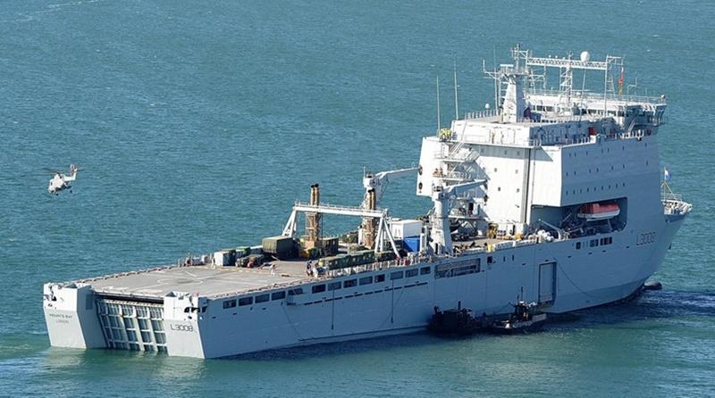 British ship turned back – Premier