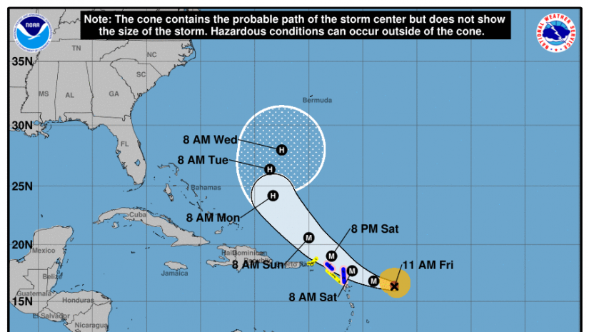 Tropical Storm Watch discontinued; flooding still likely
