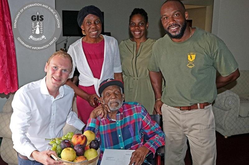 Brathwaite turns 100