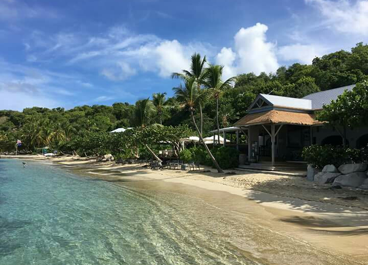 Cooper Island Beach Club to reopen by Easter
