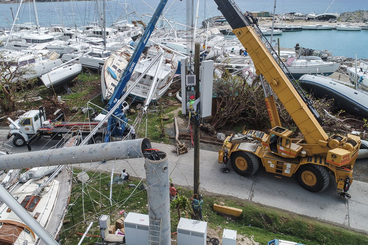 Nanny Cay announces opening this season, fewer docks