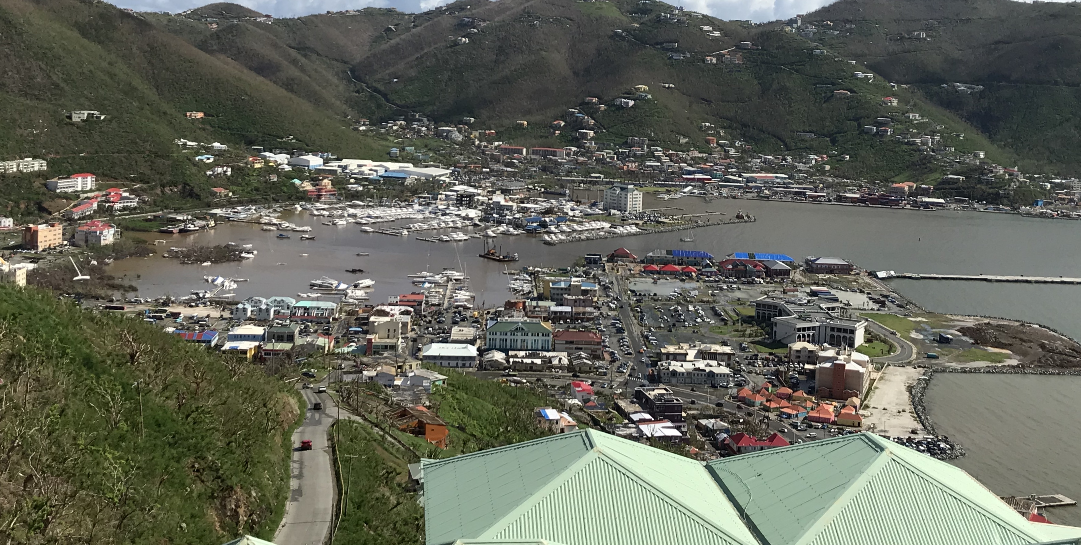 UK promises private sector task force to help BVI