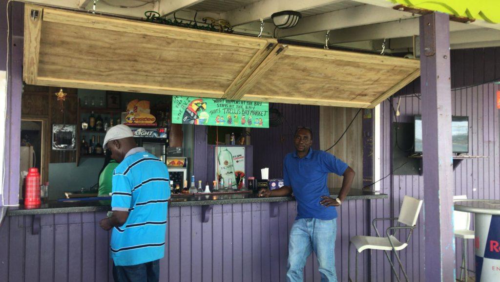 Trellis Bay Market records $100k loss; resumes operation