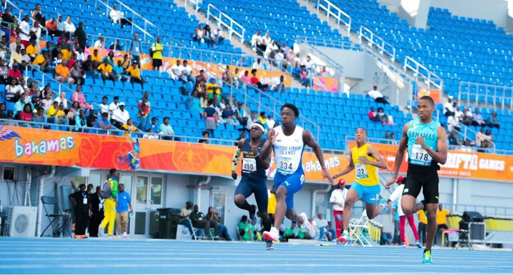 UPDATE: BVI's silver swapped for bronze at CARIFTA