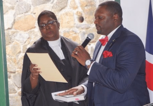 New Deputy Governor sworn in