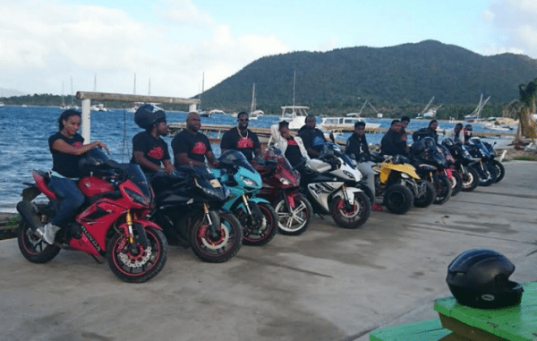 MALE, local bikers 'ride for life' this month