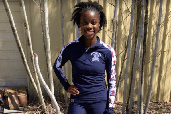 Local athlete lands sports scholarship in US