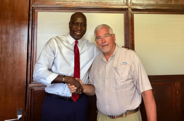 Walwyn scores assistance from more donors