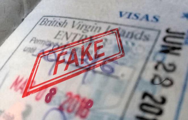 Father, daughter jailed   More around with fake BVI visas