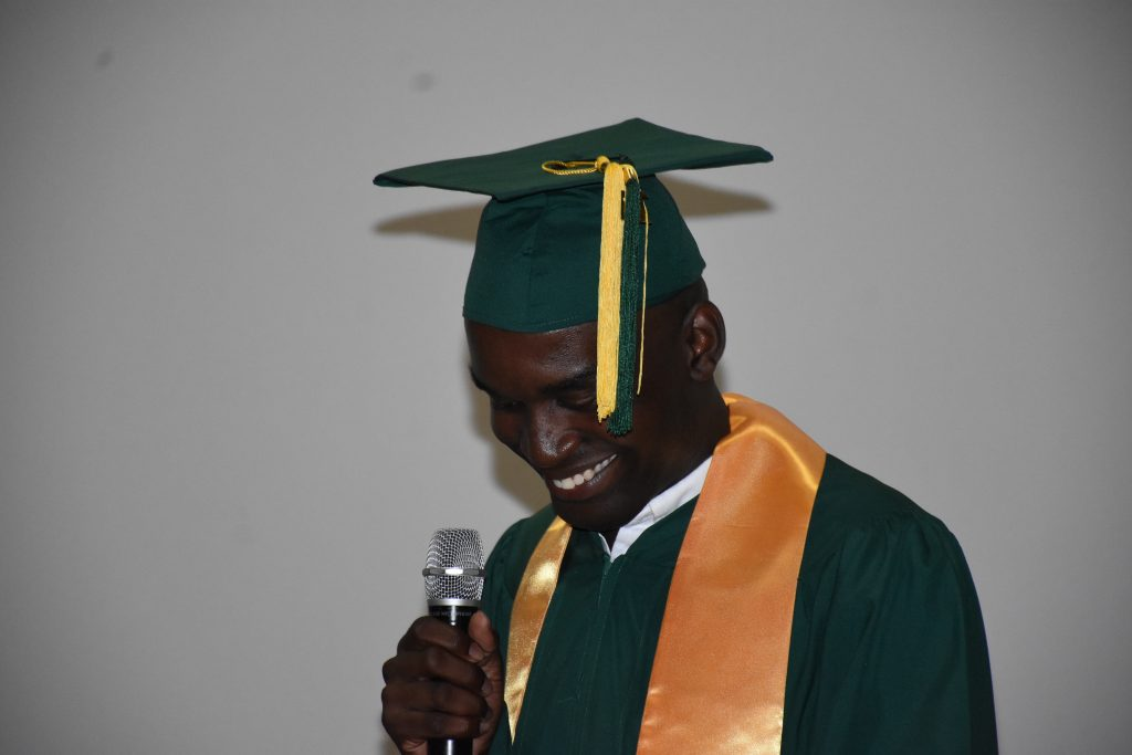 Defying the odds | Differently abled local earns diploma