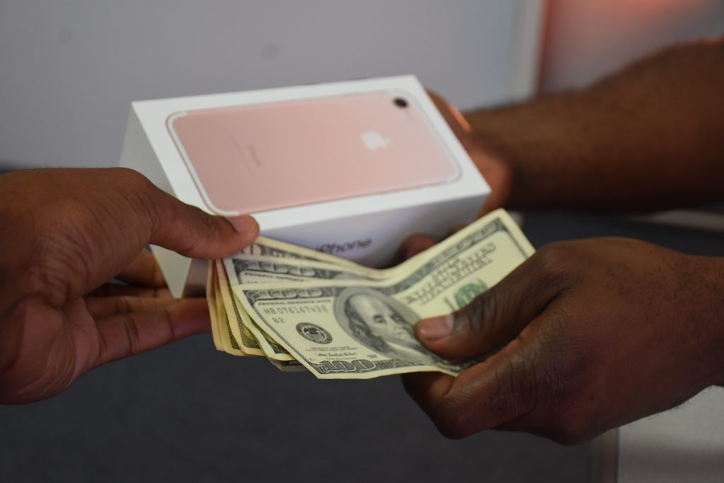 Stolen devices being resold for cheap, cops suspect
