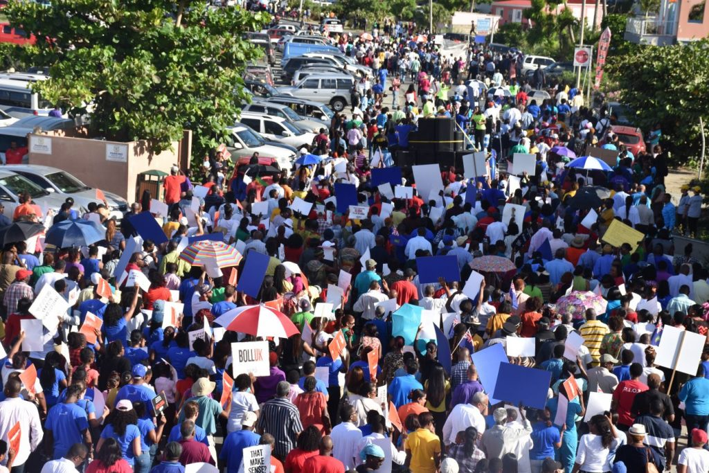 Another march: Anti-corruption protest against gov't planned