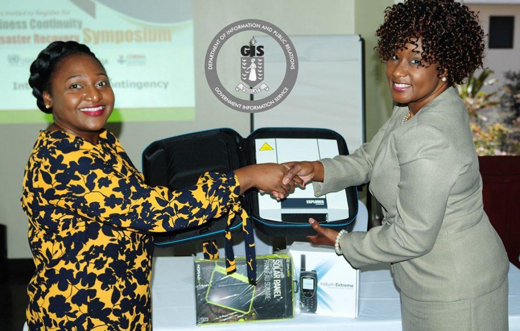 DDM receives telecoms equipment