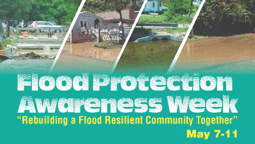 BVI to host first Flood Protection Awareness Week