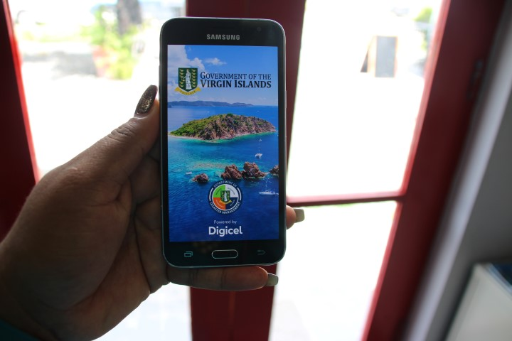 Digicel, DDM launches emergency alert app