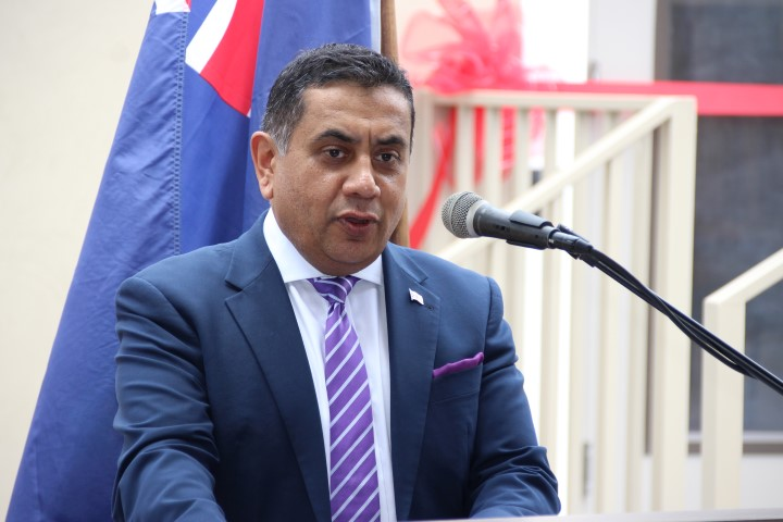 'BVI will never be alone, UK is with you' — Lord Ahmad