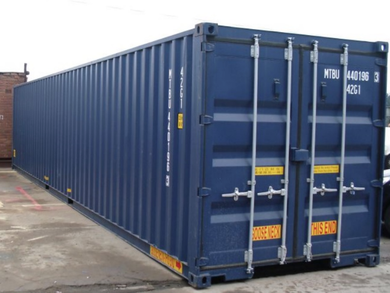 Customs seize container of big bikes imported in the BVI