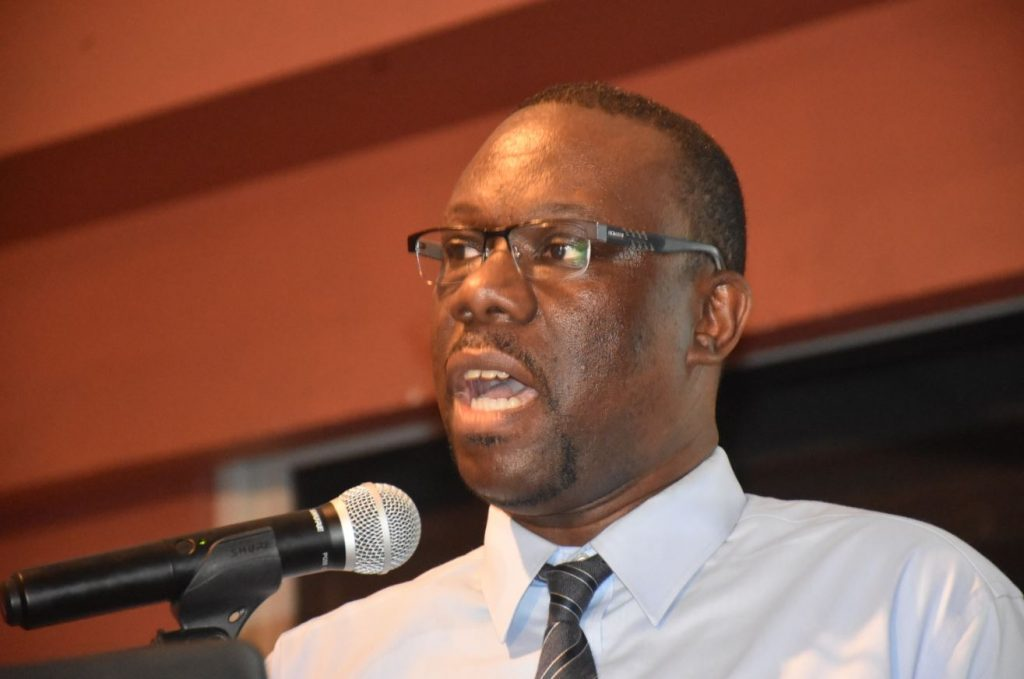 Jamal Smith appointed chairman of Labour Tribunal