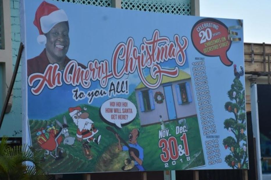 Xmas on DeCastro Street begins today | Late legislator to be honoured