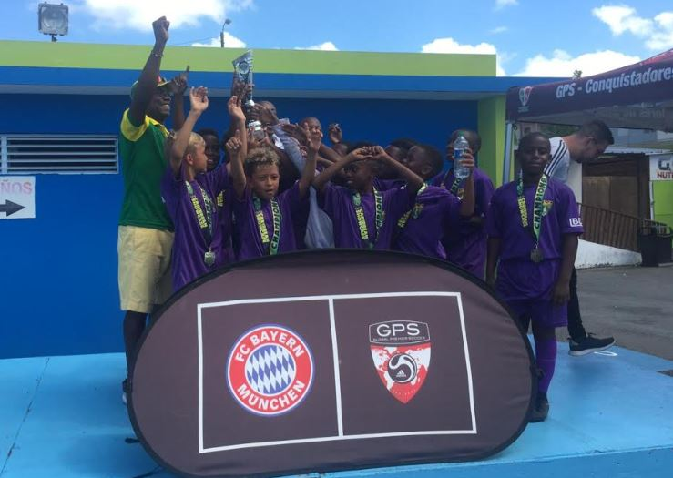 Young BVI ballers dominate soccer tournament in Puerto Rico
